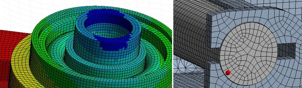 Expertise in Geometry Modeling & Meshing